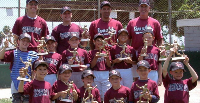 Little League trophy tells story of Jack Flaherty