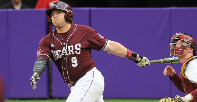 Missouri State's Jake Burger is top draft prospect