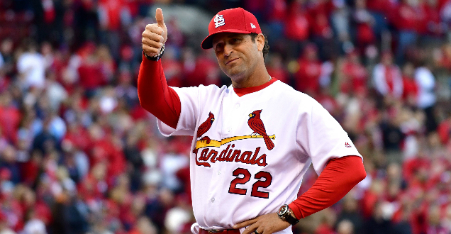 Matheny opens up about past, present, future