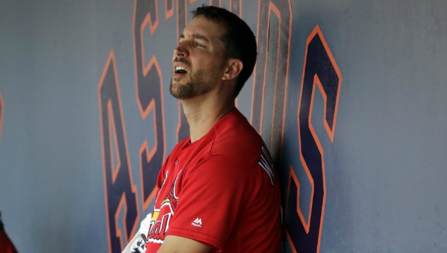 Wainwright wants to have more starts than walks