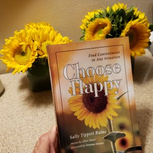 Choose Happy the first book I saw